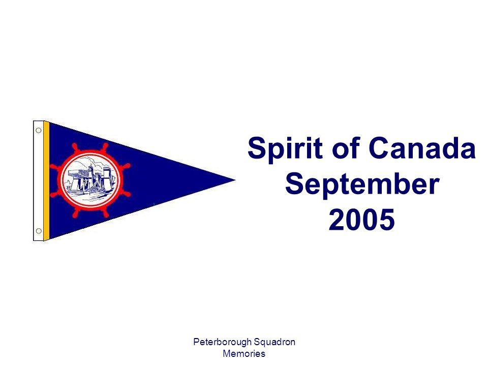 Spirit of Canada September 2005