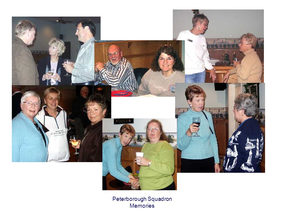Peterborough Squadron Memories