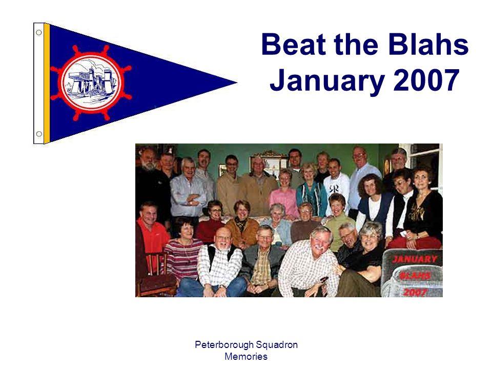 Beat the Blahs January 2007