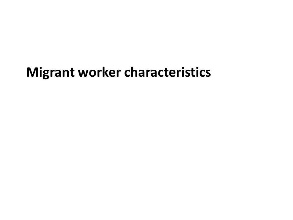 Mostly SEC D and E, some C in PK Migrant workers (domestic or overseas) from bottom of the pyramid who remit money to family –SEC groups D + E mainly, some C in PK –Aged 15-60
