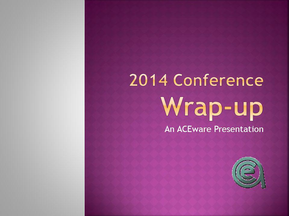 An ACEware Presentation