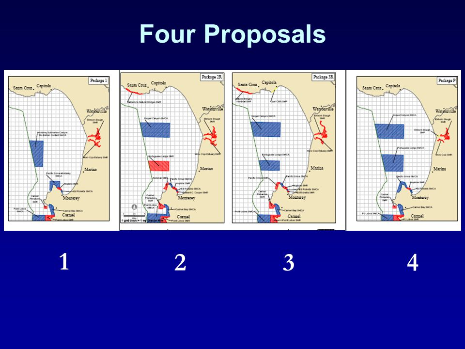 Four Proposals 1 234