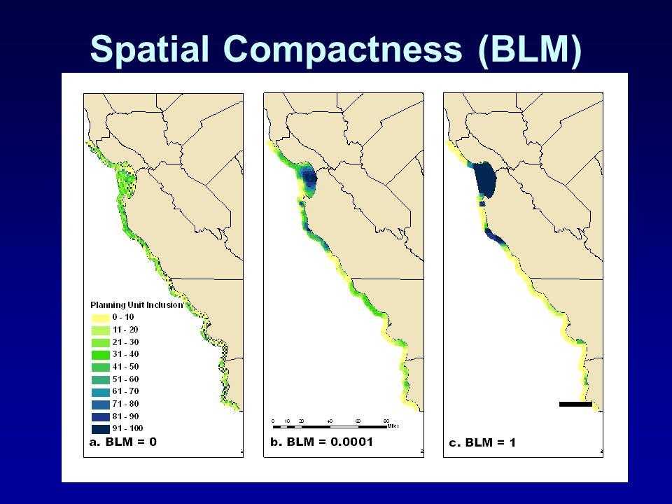 Spatial Compactness (BLM)
