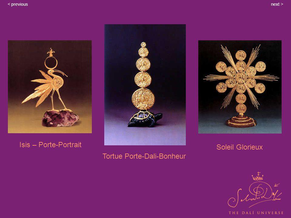Isis – Porte-Portrait Soleil Glorieux Tortue Porte-Dali-Bonheur next >< previous