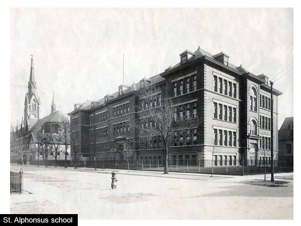 St. Alphonsus school