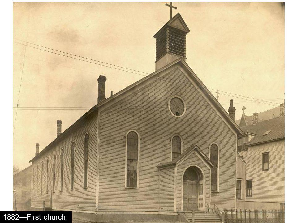 1882First church