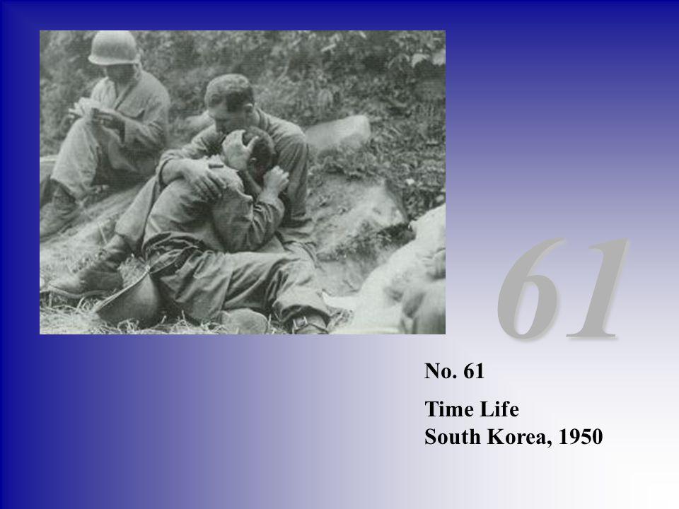 No. 61 Time Life South Korea, 1950 61