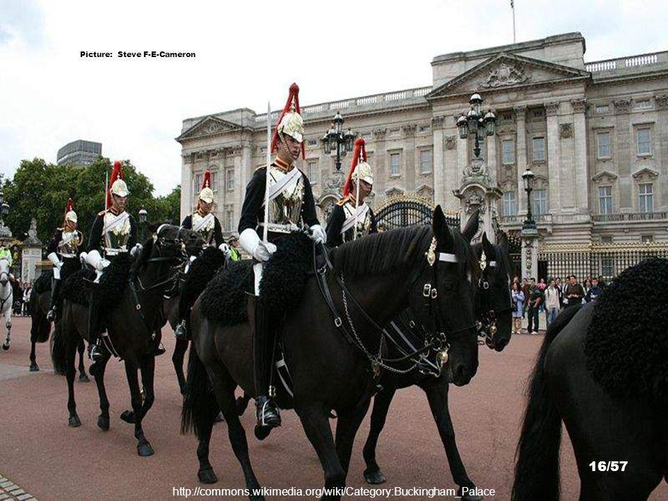 http://commons.wikimedia.org/wiki/Category:Buckingham_Palace Picture: Simdaperce 15/57