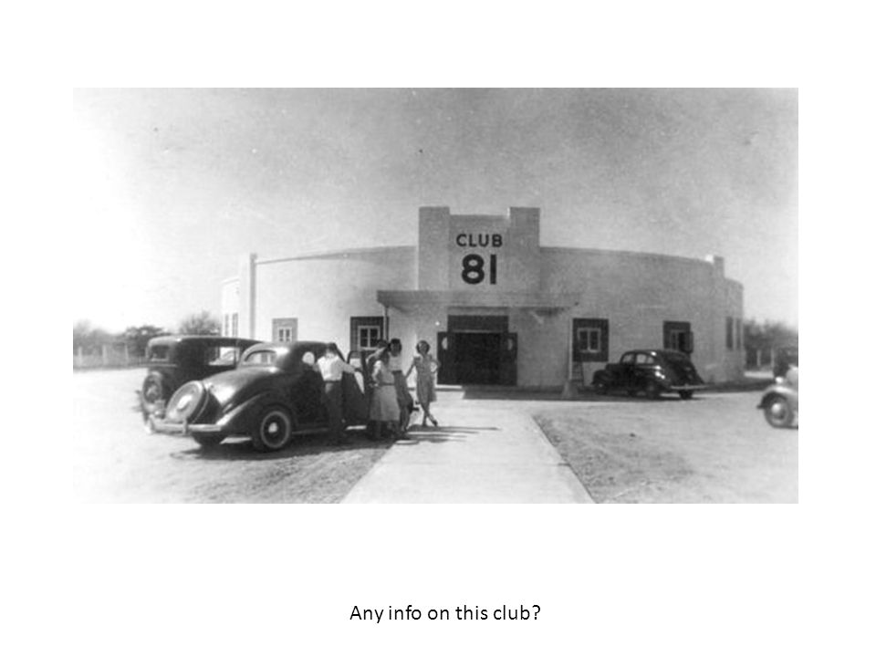 Any info on this club?
