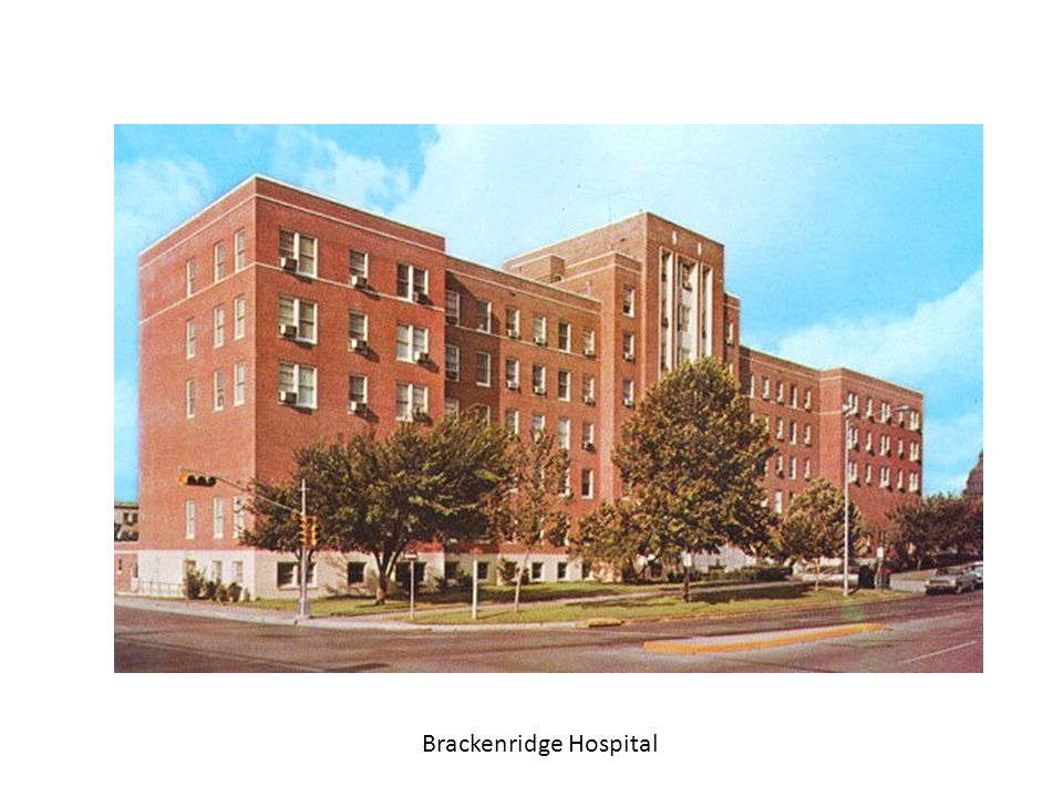 Brackenridge Hospital