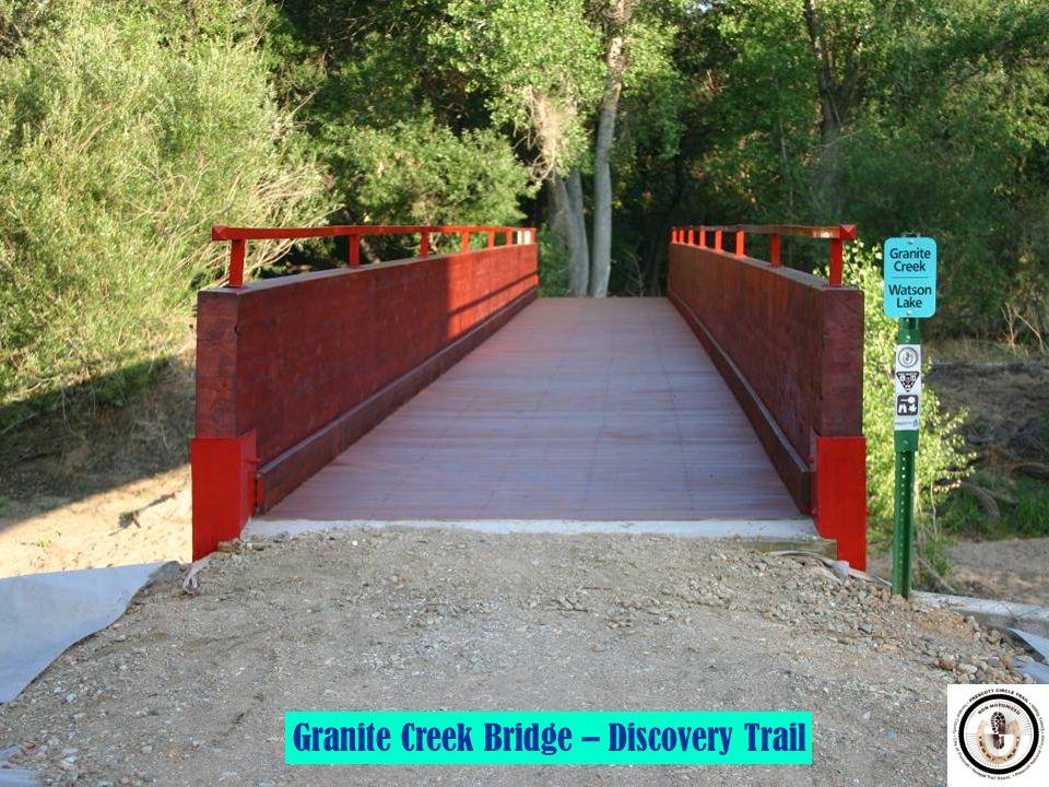 10 Granite Creek Bridge – Discovery Trail
