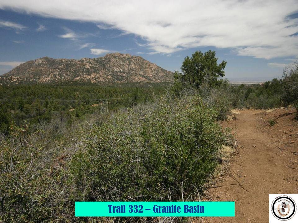 18 Trail 332 – Granite Basin