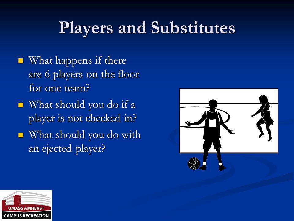The Game Teams consist of 5 players Teams consist of 5 players May start with 3 May start with 3 Cannot finish below 3 players if he/she cannot finish