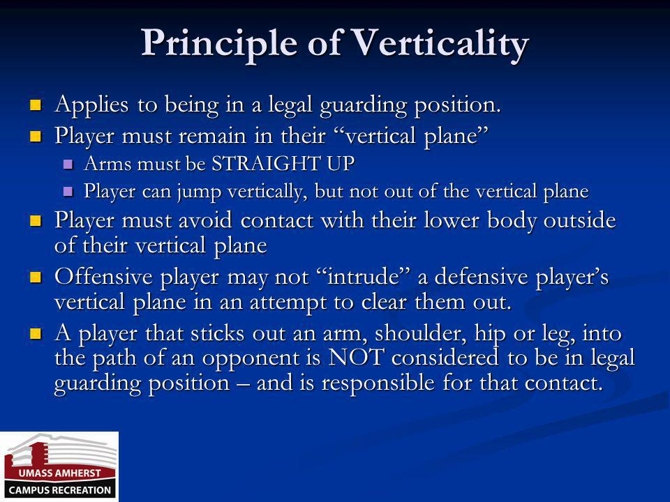 Legal Guarding GUARDING: it is the act of legally placing a body in the path of an offensive opponent. Every player is entitled to a spot on the floor