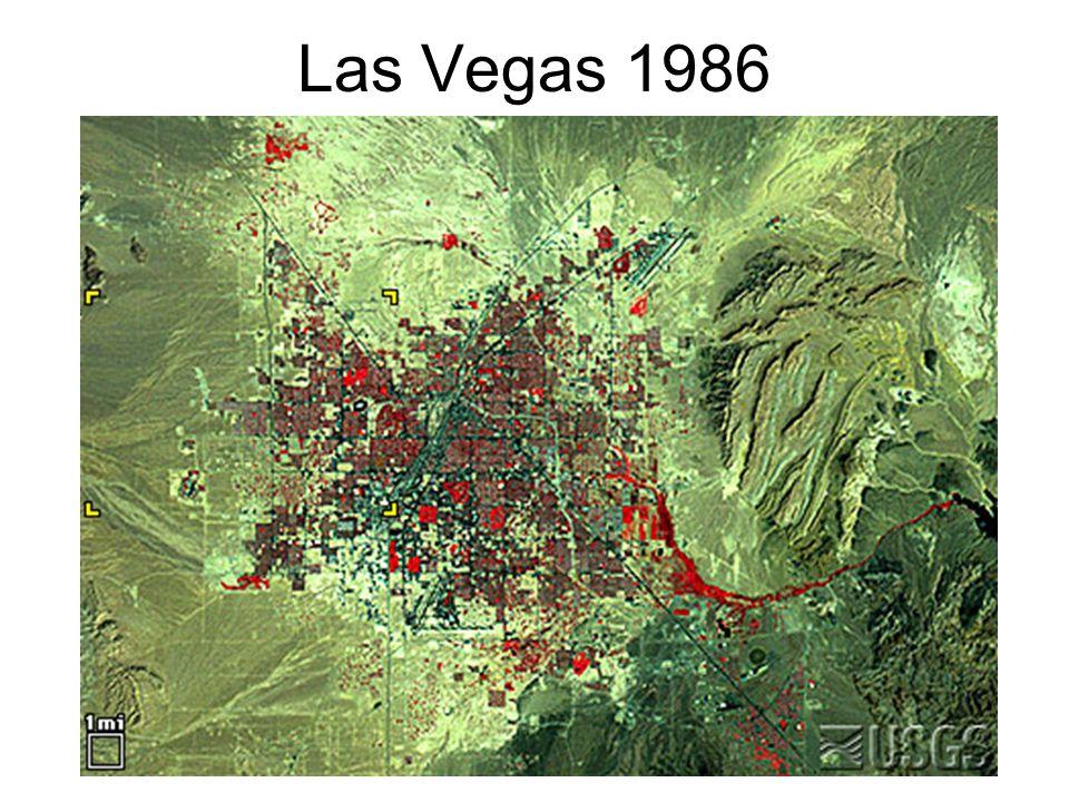 Las Vegas 1986
