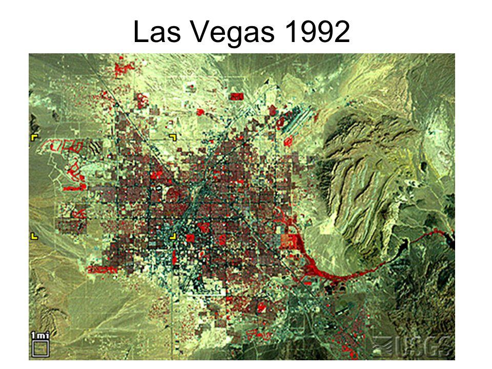 Las Vegas 1992