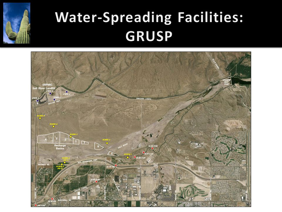 Water-Spreading Facilities: GRUSP