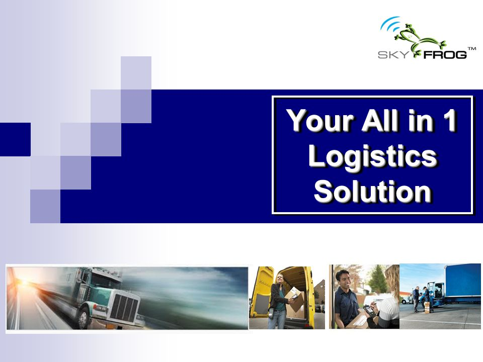 Your All in 1 Logistics Solution
