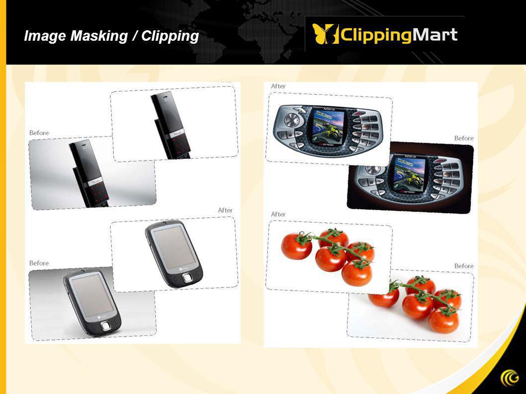 Image Masking / Clipping