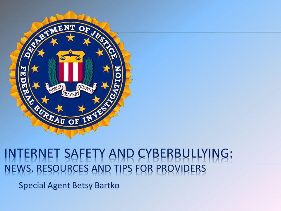 Special Agent Betsy Bartko