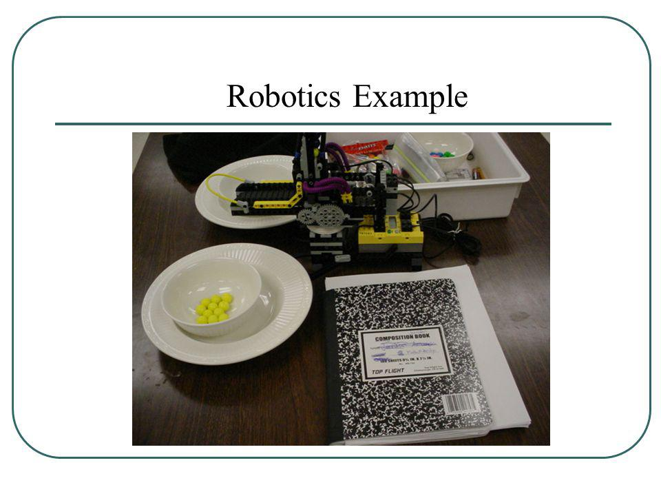 Robotics Example