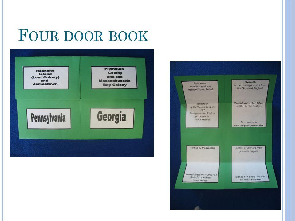 F OUR DOOR BOOK