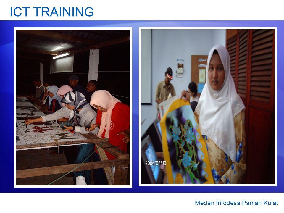 ICT TRAINING Medan Infodesa Pamah Kulat