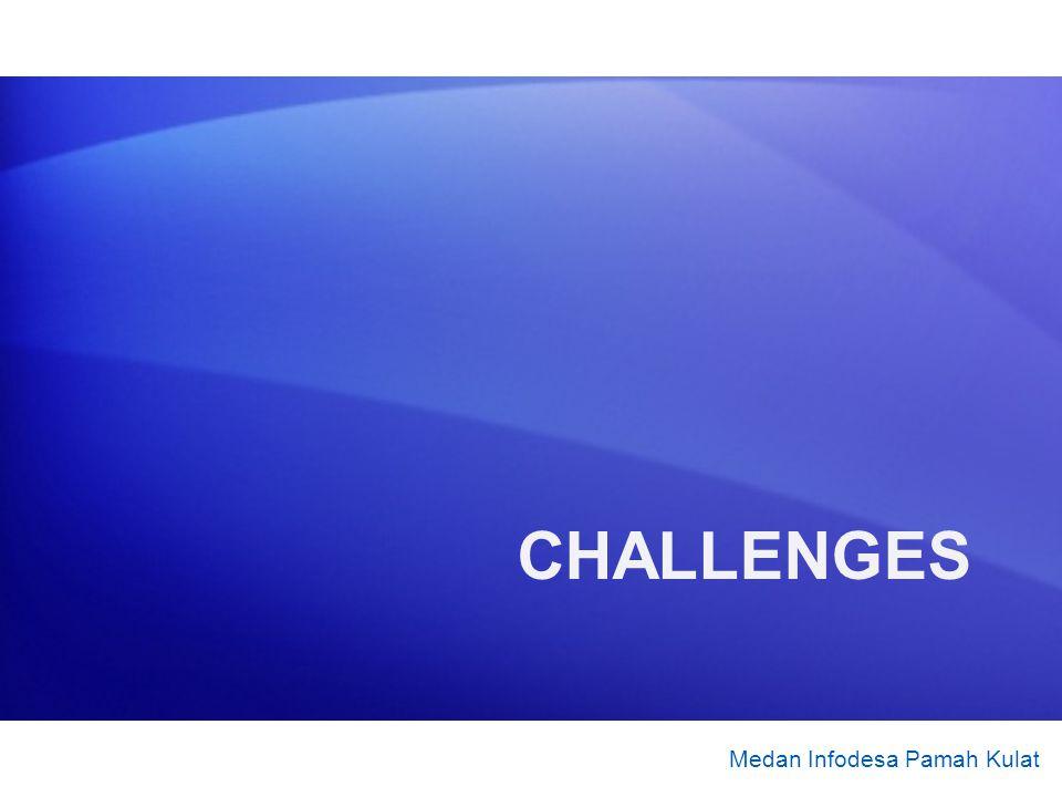 CHALLENGES Medan Infodesa Pamah Kulat