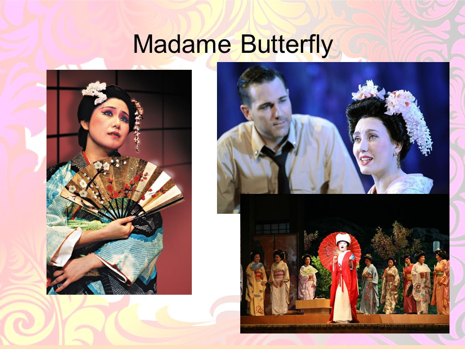 31 Madame Butterfly