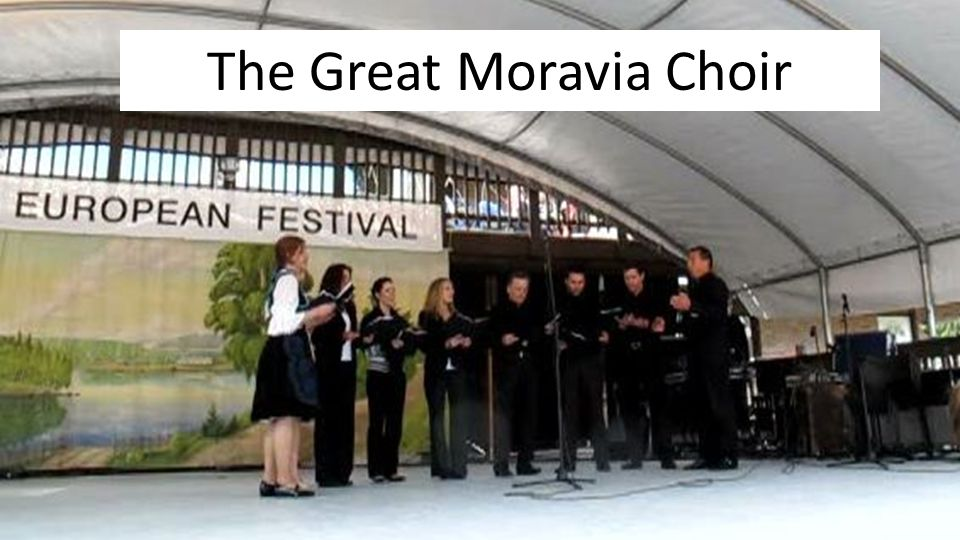The Great Moravia Choir