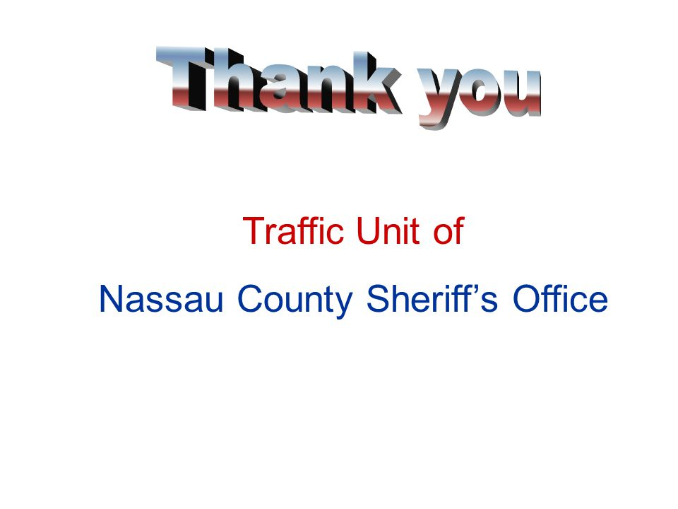 Trooper D. H. Mueller of Florida Highway Patrol