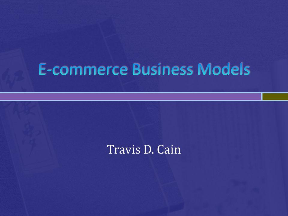 Travis D. Cain