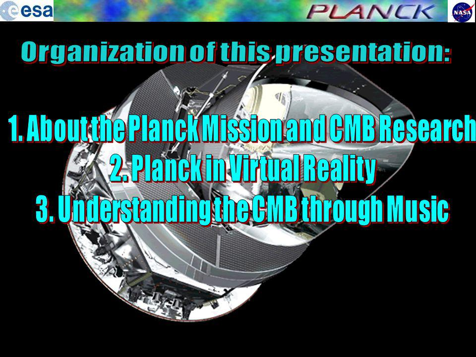 Planck Launch: May 14, 2009 photo: Charles R. Lawrence Purdue University: Purdue-Calumet, VisLab Lead Application Developers: Jerry Dekker, Lead Progr