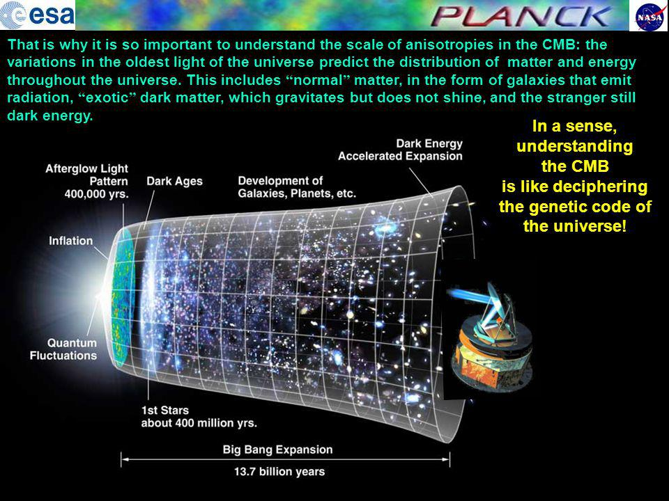 Those gravity-driven pressure waves in the matter-radiation fluid of the early universe not only left their imprints in the light of the CMB; they det