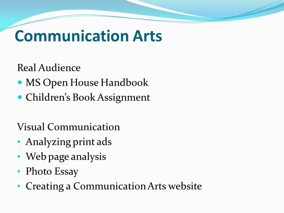 analyze your communication skills essay