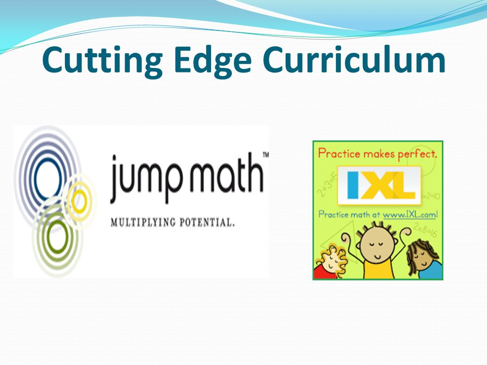 Cutting Edge Curriculum