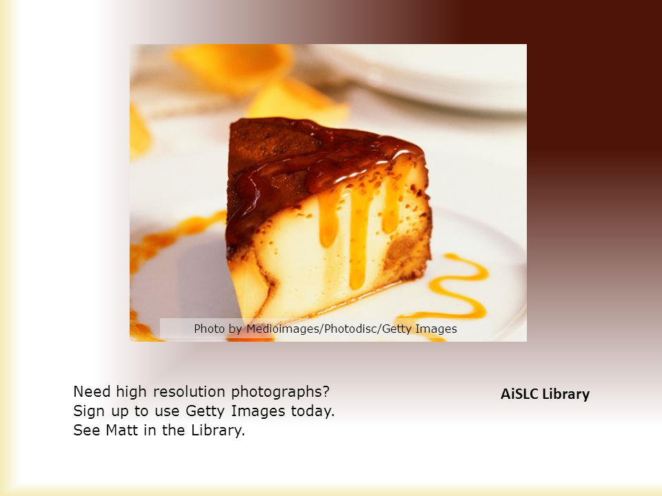 AiSLC Library Need high resolution photographs. Sign up to use Getty Images today.
