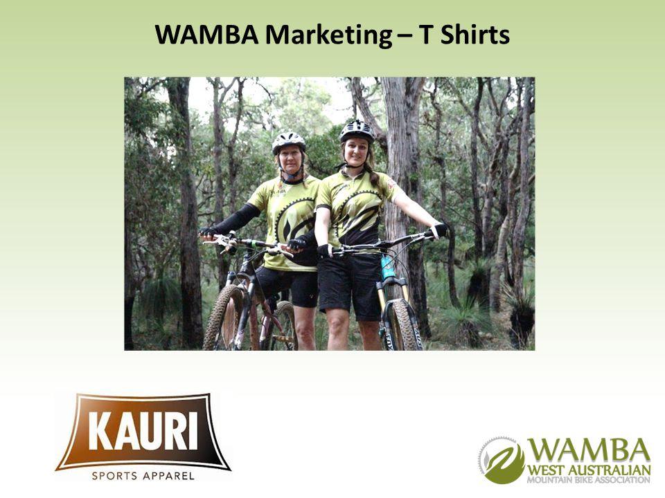 WAMBA Marketing – T Shirts