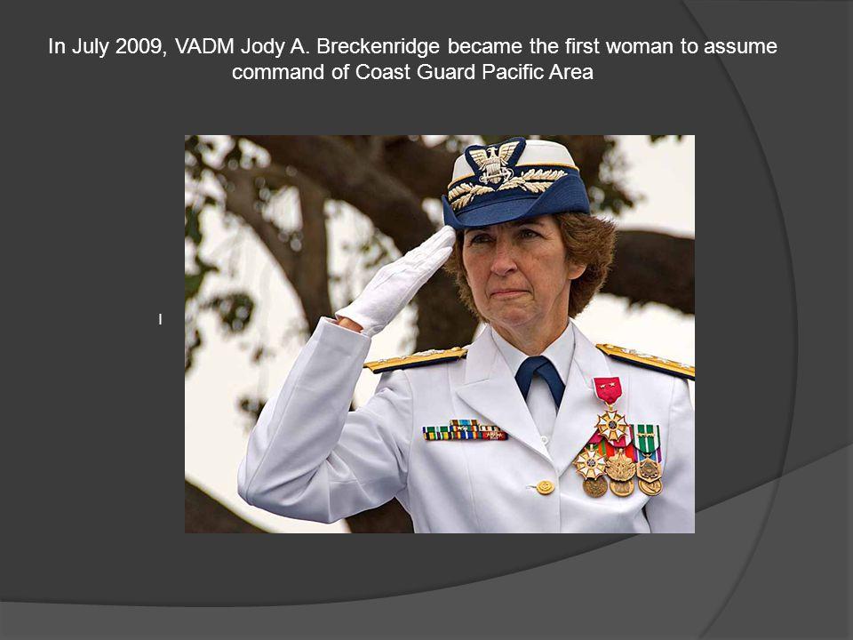 In July 2009, VADM Jody A.