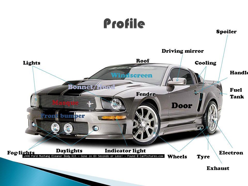 Rectification Rear bumper Number plate Tail lights Brake lights Indicator lights Back-up lights Car make Hydraulics