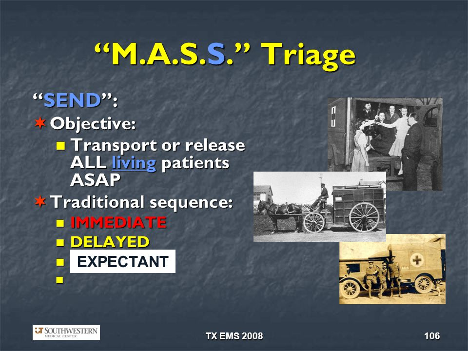 TX EMS 2008106 M.A.S.S.