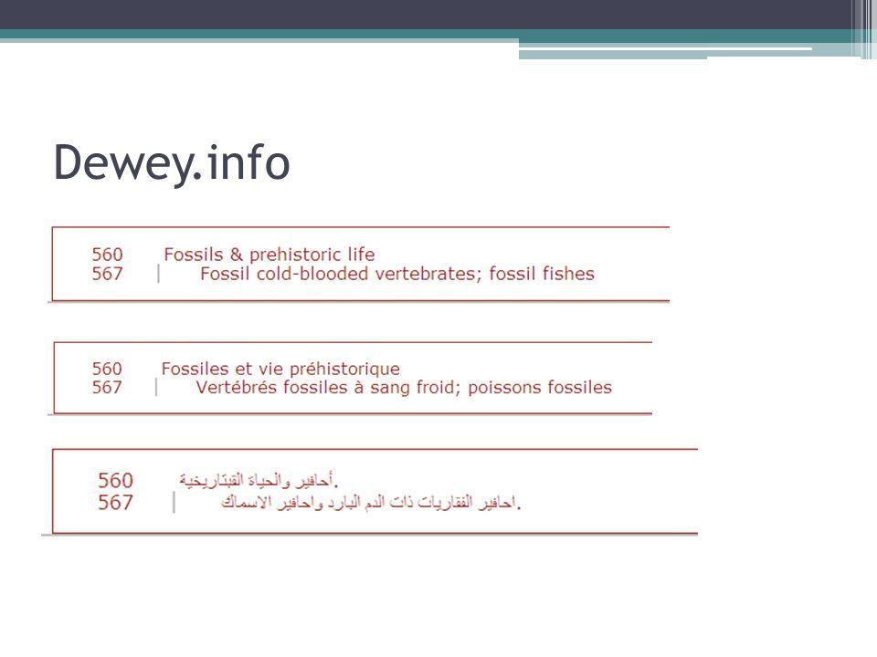 Dewey.info