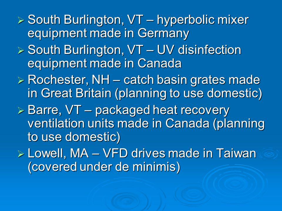 South Burlington, VT – hyperbolic mixer equipment made in Germany South Burlington, VT – hyperbolic mixer equipment made in Germany South Burlington,