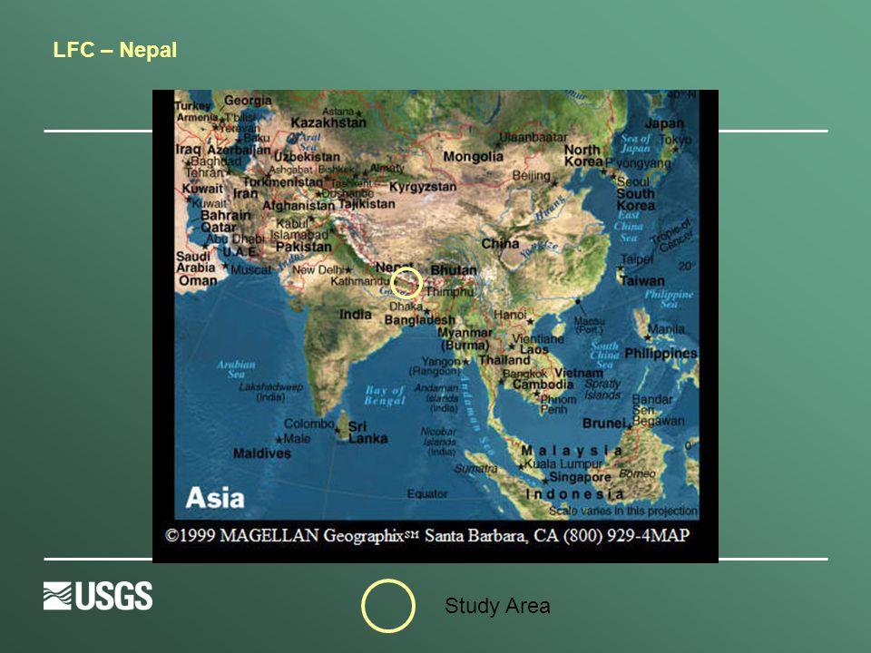 LFC – Nepal Study Area
