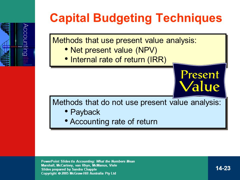 PowerPoint Slides t/a Accounting: What the Numbers Mean Marshall, McCartney, van Rhyn, McManus, Viele Slides prepared by Sandra Chapple Copyright 2005