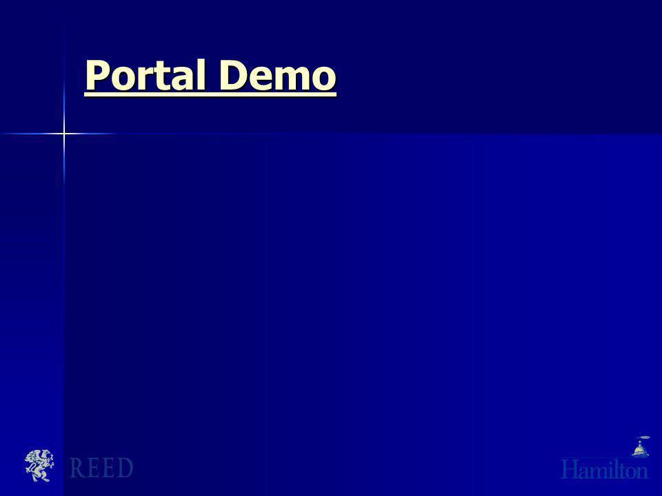 Portal Demo Portal Demo
