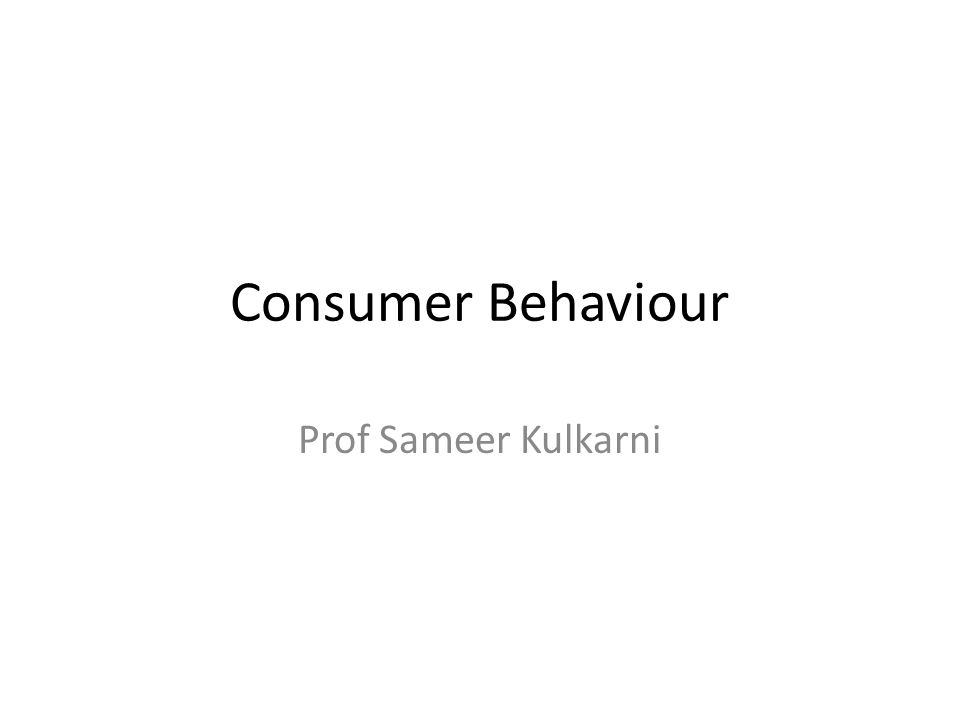 Routinized response (straight re buy) Customer is aware of his /her choice Decision is based on personal experience Spends little /no time in choosing an alternative Perceives low risks