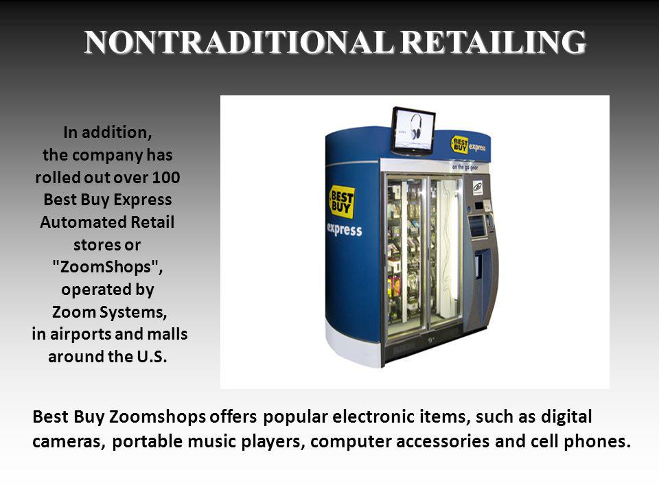 Best Buy Zoomshops offers popular electronic items, such as digital cameras, portable music players, computer accessories and cell phones.