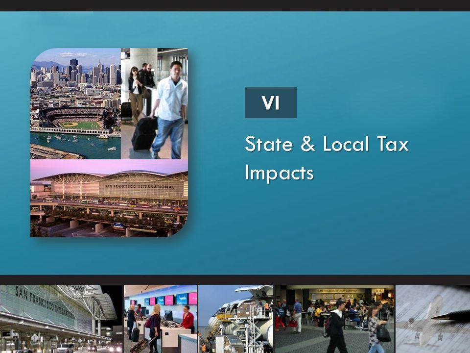 State & Local Tax Impacts VI