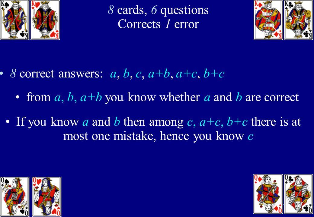 115 Fifth question a+c Sixth question b+c Fourth question a+b First question a Second question b Third question c